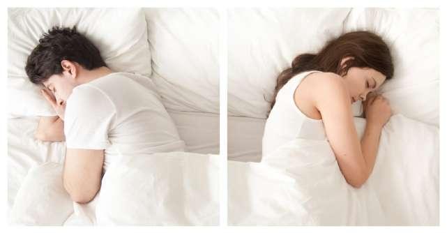 Când partenerii dorm separat: practică benefică pentru cuplu?