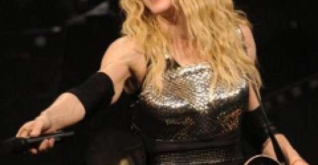 Strigator la cer: Madonna...maicuta?!