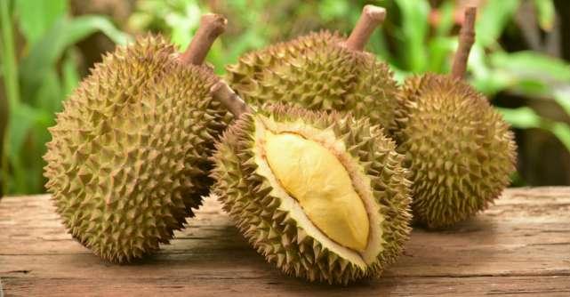 Fructul durian: Beneficii pentru sanatate