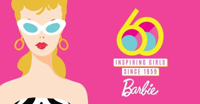 Păpușa Barbie aniversează 60 de ani!