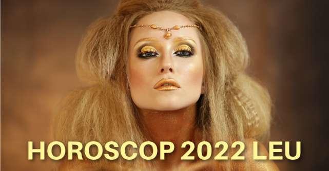 Horoscop Leu 2022: idei sclipitoare, dragoste romantică și investiții de succes