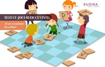 Test cu jocuri de cuvinte: Ai un vocabular dezvoltat?