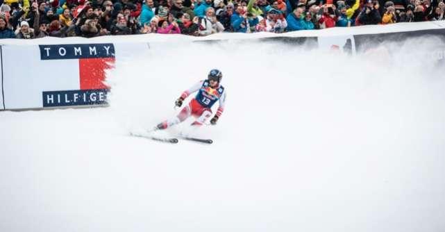 Tommy Hilfiger aduce trupa The Black Eyed Peas la Hahnenkamm Ski Races 2020