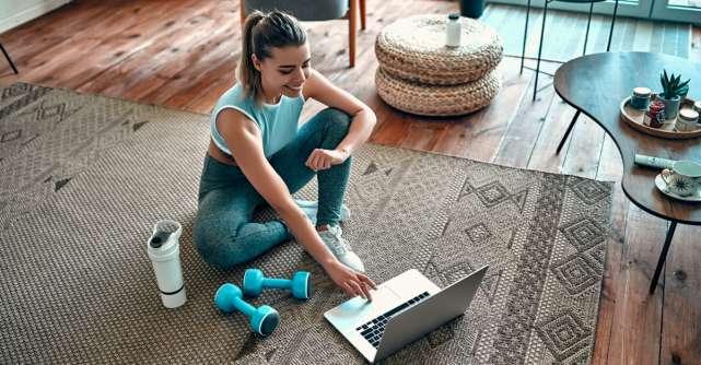 6 sfaturi pentru antrenamente reușite acasă