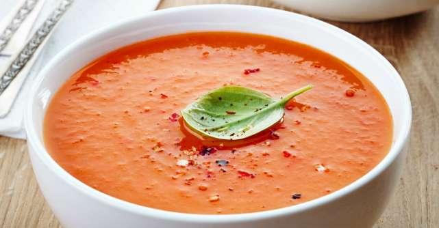 Supa de rosii: deliciul din timpul postului