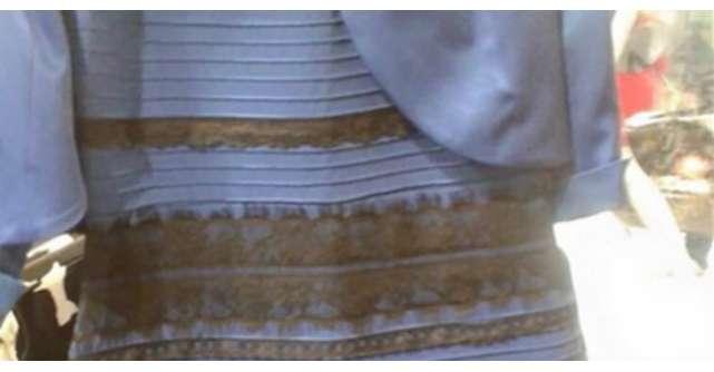 Foto: Aceasta rochie A INNEBUNIT internetul. Tu ce culoare o vezi?