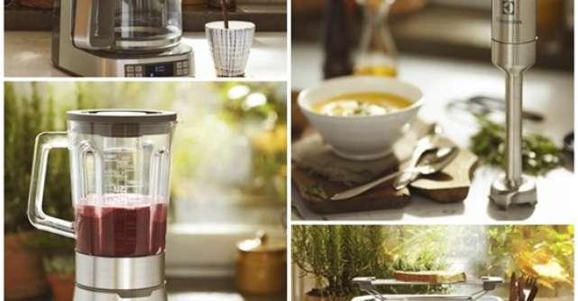 Dimineti perfecte cu gama Expressionist Collection de la Electrolux