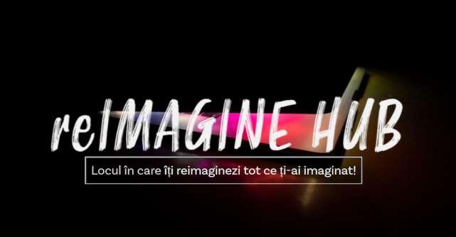 reIMAGINE HUB - un spațiu reimaginat dedicat dezvoltării personale