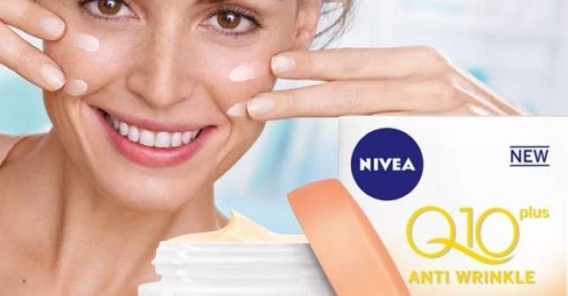 Noua crema de zi energizanta NIVEA Q10 Plus anti-rid