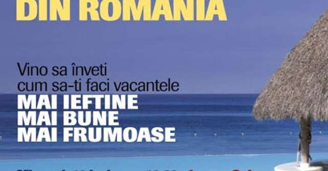 Better Travel -PRIMUL CURS PRACTIC DE TRAVEL SEARCH DIN ROMANIA