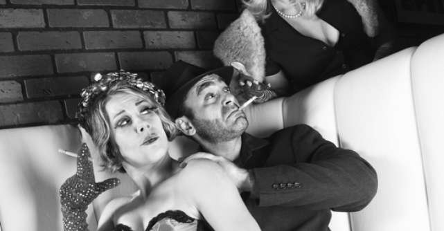 Iubitul Laurei Cosoi, un Playboy veritabil