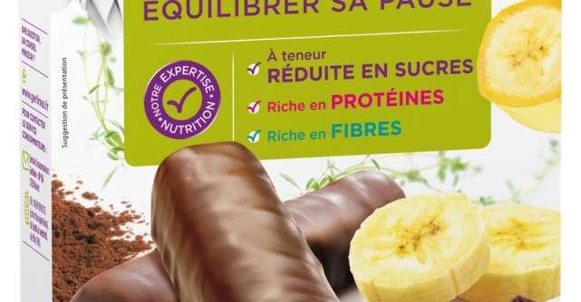 5 Motive Sa Incerci Noile Batoane Proteice: Gerlinea Banane Ciocolata