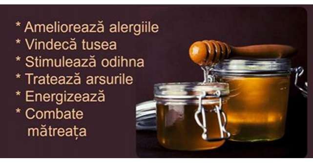 6 efecte miraculoase ale mierii
