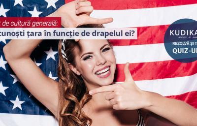 Test de cultura generala: Recunosti tara în functie de drapelul ei?