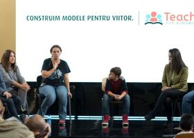 Teach for Romania prezinta primul experiment social pe teme de educatie din Romania