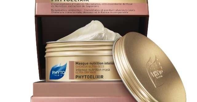 PHYTOELIXIR: Sampon si masca cu efect nutritiv