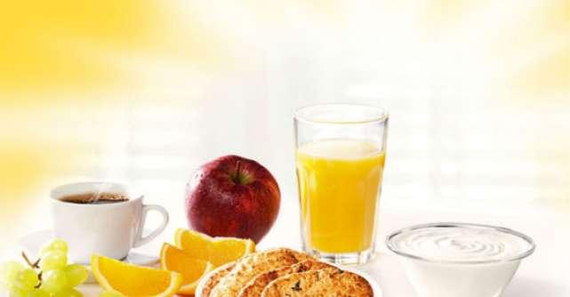 (P) Poti lua micul dejun oriunde te-ai afla