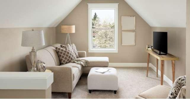 Locuiesti intr-un apartament mic? Afla cum sa folosesti eficient spatiul din locuinta