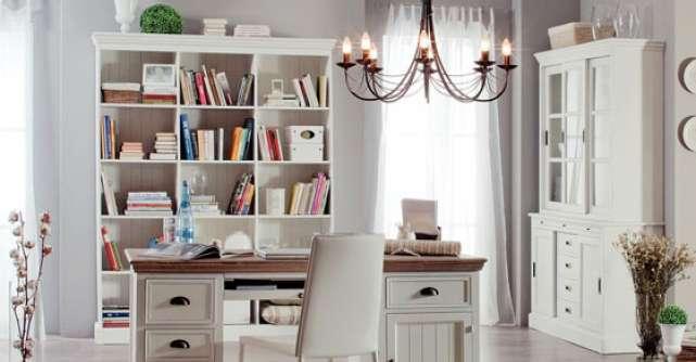 20 de piese de mobilier pentru biroul de acasa