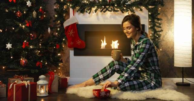 5 Motive de bucurie atunci când petreci Crăciunul singură