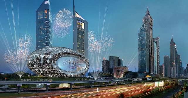 Insula conceptelor gastronomice, Lacul Iubirii, Muzeul Viitorului, Madame Tussauds - Dubai vă așteaptă să le descoperiți