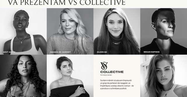 Victoria's Secret își continuă transformarea cu lansarea noilor parteneriate pentru un impact pozitiv asupra vieții femeilor