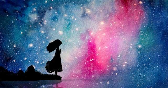În cele mai dificile momente, amintește-ți că ești parte din Univers. Ești magie. Ești praf de stele