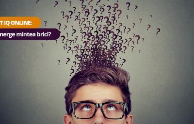 Test IQ online: Iti merge mintea brici?