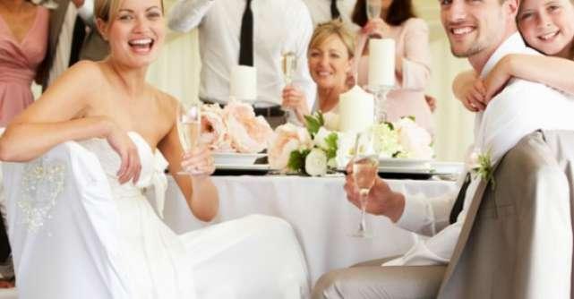 Cum sa nu exagerezi cu alcoolul in timpul nuntii