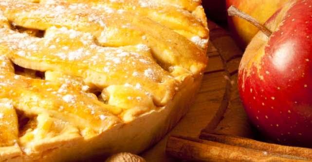 American pie: Reteta celei mai simple placinte cu mere