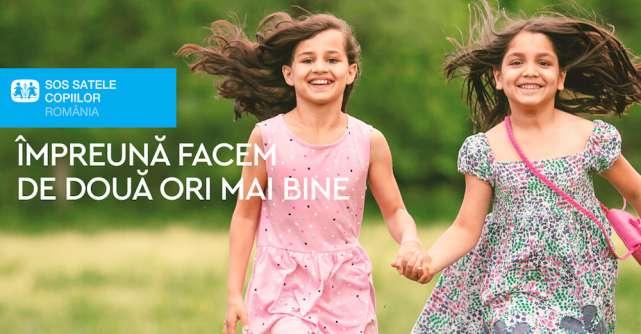 """Remix și SOS Satele Copiilor România lansează campania""""Împreună facem mai mult bine!"""""""