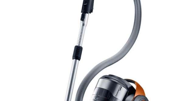 Nou aspirator premium, conceput pentru familiile moderne