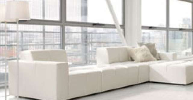 Trend alert: mobilier si accesorii albe