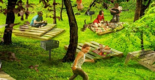 Eco-Picnic: un model inedit  de amenajare a zonelor de picnic