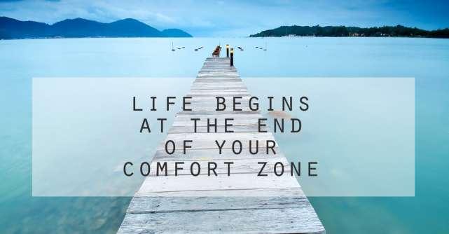 Cinci trucuri care te vor ajuta să ieși din zona de confort