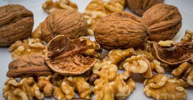 Nucile - hrana creierului - descopera beneficiile pentru sanatate