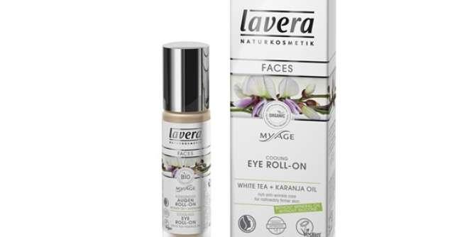 Roll-on pentru ochi de la Lavera