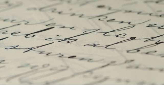 Ce spune scrisul tău diferit despre tine?