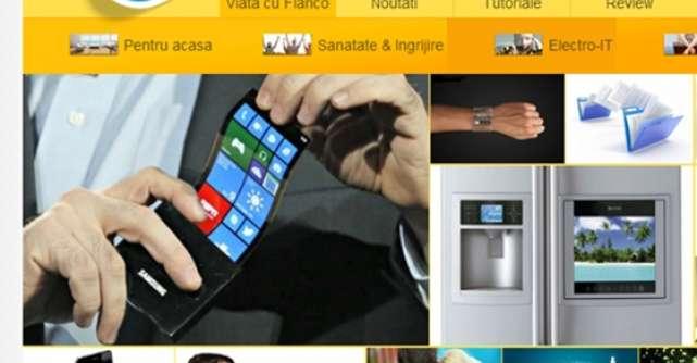 Flanco lanseaza o platforma online dedicata consumatorilor de produse electro-IT