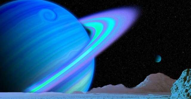 Pe 15 August 2020 Uranus intră în Retrograd și vine cu lecții de viață pentru sufletele pierdute și inimile rănite