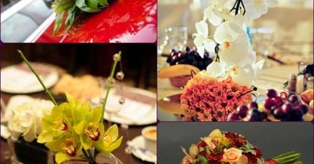 Decoratiuni pentru o nunta de vis