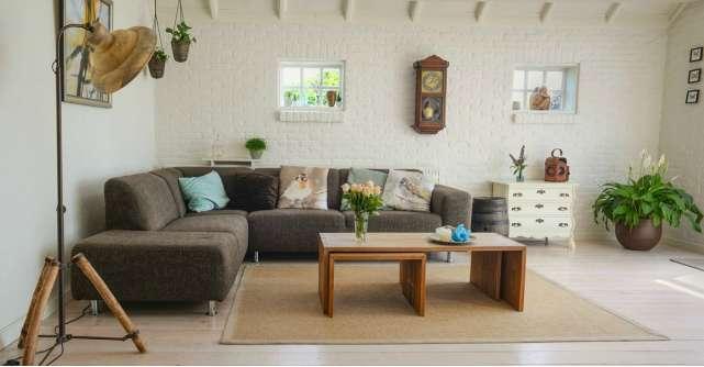 Cum să amenajezi un living potrivit pentru toată familia. 5 elemente pentru un confort sporit