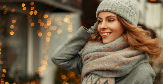 Fulare călduroase de iarnă: 7 modele pufoase și moi