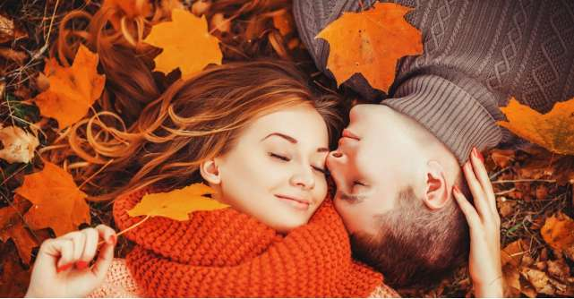 Horoscopul dragostei in luna noiembrie: o luna a emotiilor profunde, a discutiilor fara secrete, a misterelor dezlegate