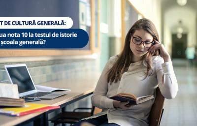 Test de cultura generala: Ai lua nota 10 la testul de istorie din scoala generala?