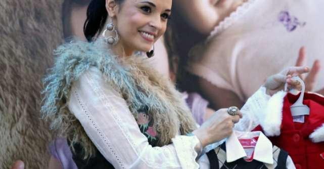 Andreea Marin si-a adus iubitul in Romania