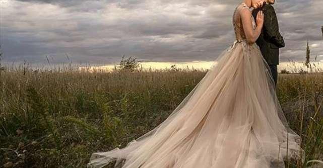 Tendinte de top in cele mai noi colectii de rochii pentru mirese la Bucharest Bridal Fashion Show