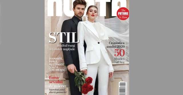 Revista Nunta - The future is here vorbește despre visuri împlinite și nunți cu efervescențe balcanice