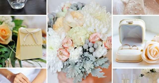 10 Lucruri adorabile pe care orice mireasa le vrea la nunta ei