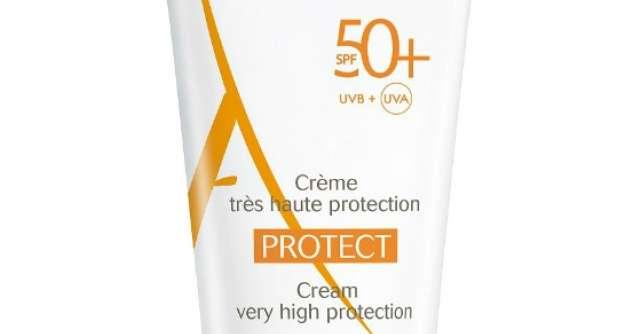 Inovatie dermatologica: A-DERMA lanseaza gama PROTECT, pentru protectia solara a pielii fragile